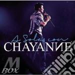 A solas con chayanne + dvd cd musicale di Chayanne