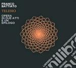 Telesio (versione 1cd) cd musicale di Franco Battiato