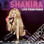 Live from paris cd musicale di Shakira