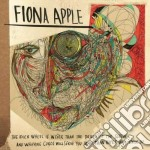 The idler wheel is wiser than the driver cd musicale di Fiona Apple