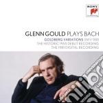 Bach:variazioni goldberg-reg. 1951 & 198 cd musicale di Glenn Gould