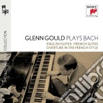 Bach: suites inglesi-suites francesi-ouv cd musicale di Glenn Gould