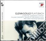 Bach:6 partite - fantasia cromatica - co cd musicale di Glenn Gould
