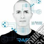 Le ragioni del cuore cd musicale di Raf