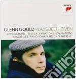 Beethoven:variazioni-bagatelle-sonata n cd musicale di Glenn Gould