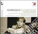 Beethoven: i 5 concerti per piano e orch cd musicale di Glenn Gould