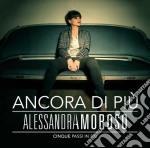 Ancora di piu' - cinque passi in piu' cd musicale di Alessandra Amoroso