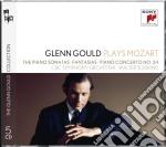 Mozart:sonate per piano-concerto n 24-fa cd musicale di Glenn Gould