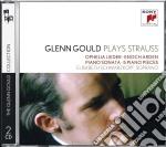 Strauss,richard:lieder op.67-sonata op.5 cd musicale di Glenn Gould