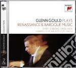 Vari:musica barocca e rinascimentale-byr cd musicale di Glenn Gould
