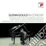 Bach: live in salzburg 1959 - variazioni cd musicale di Glenn Gould