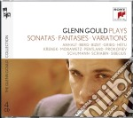 Vari:fantasie,variazioi,sonate: scriabin cd musicale di Glenn Gould