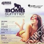 The bomb - summer edition cd musicale di Artisti Vari