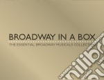 Broadway in box-essential broadway music cd musicale di Artisti Vari