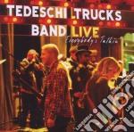 Everybody's talkin' cd musicale di Tedeschi trucks band