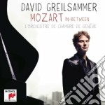 Mozart:concerto per piano n.9- thamos - cd musicale di David Greilsammer