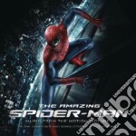 The amazing spider-man cd musicale di James Horner
