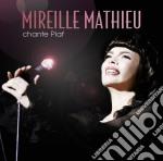 Chante piaf cd musicale di Mireille Mathieu