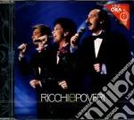 Un'ora con... cd musicale di Ricchi e poveri