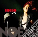 Rosso live (2cd) cd musicale di Noemi
