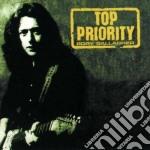Top priority cd musicale di Rory Gallagher
