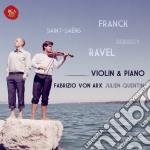 French impressionists: ravel, franck, sa cd musicale di Fabrizio Von arx