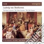 Beethoven:concerti per piano/concerto pe cd musicale di Artisti Vari