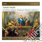 Haydn:la creazione/heiligmesse/theresien cd musicale di Artisti Vari