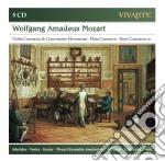 Mozart:concerti per violino/concerto per cd musicale di Artisti Vari