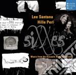 Vari:sixxes cd musicale di Hille Perl