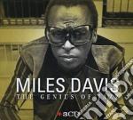 The genius of jazz cd musicale di Miles Davis