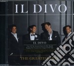 The greatest hits cd musicale di Divo Il