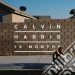 18 months cd musicale di Calvin Harris