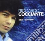Tutti i successi cd musicale di Riccardo Cocciante