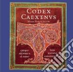 Alfonso el sabio: codex calixtinus cd musicale di Artisti Vari