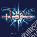 The collection cd musicale di Toto