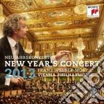 Concerto capodanno 2013 cd musicale di Franz Welser-most