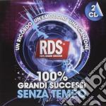 Rds 100% grandi successi senza tempo cd musicale di Artisti Vari