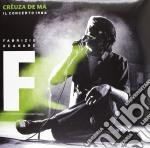(LP VINILE) Creuza de ma - il concerto1984 lp vinile di Fabrizio De andre'