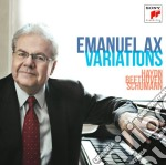 Beethoven: variazioni per pianoforte cd musicale di Emanuel Ax