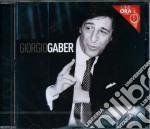 Giorgio Gaber - Un'Ora Con... cd musicale di Giorgio Gaber