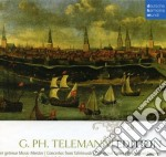 Telemann:telemann edition - il meglio di cd musicale di Artisti Vari