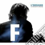 L'indiano - il concerto 1981/1982 cd musicale di Fabrizio De andre'