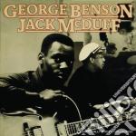 GEORGE BENSON & JACK MCDUFF cd musicale di Benson/mcduff