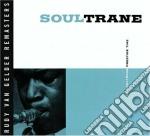 John Coltrane - Soultrane cd musicale di John Coltrane