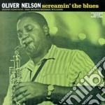SCREAMIN' THE BLUES cd musicale di Oliver Nelson
