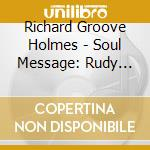 SOUL MESSAGE cd musicale di Groove Holmes
