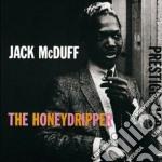 THE HONEYDRIPPER cd musicale di Jack Mcduff