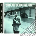 WORKIN' WITH THE MILES DAVIS QUINTET cd musicale di Miles Davis