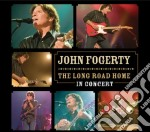 THE LONG ROAD HOME/2CD cd musicale di John Fogerty